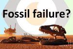 Fossil failure
