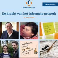 De kracht van het informele netwerk