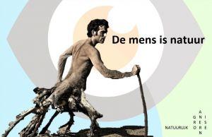 De mens is natuur