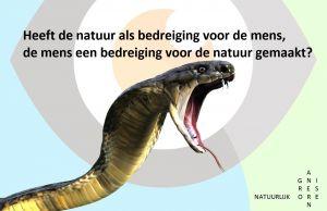 De natuur als bedreiging
